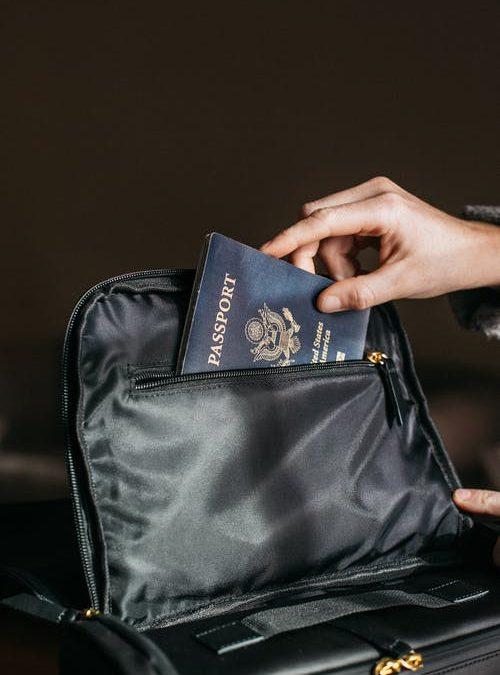 Préparer votre voyage, focus sur le passeport